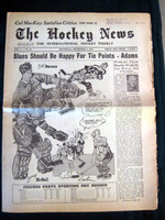 The Hockey News December 9, 1950 Excellent to Mint