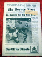 The Hockey News February 10, 1962 Excellent to Mint