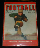 1944 Street and Smith College FB Yearbook Excellent