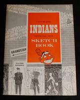 1950 Indians Yearbook Excellent to Mint