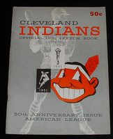 1951 Indians Yearbook Excellent to Mint