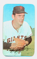 1971 Topps Baseball Supers 2 Gaylord Perry San Francisco Giants Good to Very Good