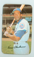 1971 Topps Baseball Supers 4 Donn Clendenon New York Mets Near-Mint