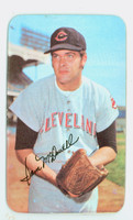 1971 Topps Baseball Supers 16 Sam McDowell Cleveland Indians Good to Very Good