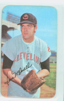 1971 Topps Baseball Supers 16 Sam McDowell Cleveland Indians Excellent
