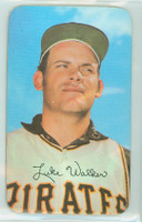 1971 Topps Baseball Supers 21 Luke Walker Pittsburgh Pirates Good to Very Good
