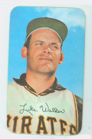 1971 Topps Baseball Supers 21 Luke Walker Pittsburgh Pirates Very Good