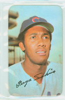 1971 Topps Baseball Supers 42 Ferguson Jenkins Chicago Cubs Excellent to Mint