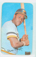 1971 Topps Baseball Supers 43 Willie Stargell Pittsburgh Pirates Good to Very Good