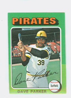 1975 Topps Mini Baseball 29 Dave Parker Pittsburgh Pirates Excellent to Mint