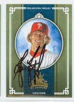 Gavin Floyd AUTOGRAPH 2005 Donruss Diamond King Phillies 