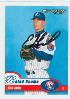 Eric Good AUTOGRAPH 2003 Donruss Expos 