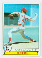 1979 Topps Baseball 100 Tom Seaver Cincinnati Reds Very Good