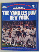 1979 Yankees Yearbook Revised Near-Mint Lt wear on both covers; ow clean example