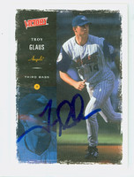 Troy Glaus AUTOGRAPH 2000 Upper Deck Victory Angels 
