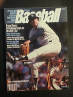 1982 Street and Smith BB Yearbook Goose Gossage Near-Mint to Mint