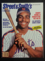 1992 Street and Smith BB Yearbook Bobby Bonilla Near-Mint to Mint