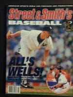 1999 Street and Smith BB Yearbook David Wells Near-Mint to Mint