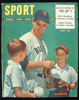 1948 Sport Magazine Ted Williams Excellent