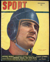 1948 Sport Magazine Johnny Lujack Very Good to Excellent