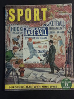 1951 Sport Magazine April Baseball Very Good to Excellent