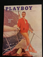 Playboy Magazine July 1957