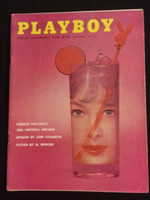 Playboy Magazine September 1957