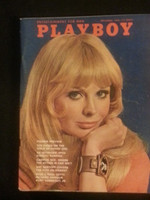 Playboy Magazine September 1968