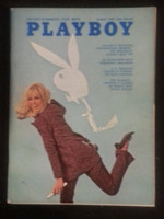 Playboy Magazine March 1969