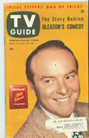 1953 TV Guide Apr 24 Ralph Edwards of This Is Your Life NY Metro edition Very Good to Excellent  [Lt wear and scuffing on cover, contents fine; label partially removed]