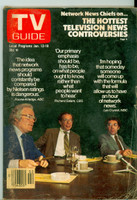 1979 TV Guide January 13 News Controversies Western Illinois edition Very Good to Excellent - No Mailing Label  [Wear on cover, heavy toning on reverse cover; contents fine]