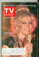 1980 TV Guide Apr 12 Olivia Newton-John Illinois-Wisconsin edition Excellent  [Lt wear on both covers, contents fine]