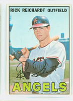 1967 Topps Baseball 40 Rick Reichardt California Angels Near-Mint to Mint