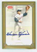 Harmon Killebrew AUTOGRAPH d.11 2004 Fleer Greats Twins CERTIFIED 