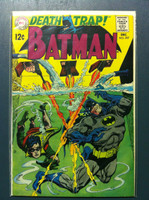 BATMAN #207 The Doomsday Ball Dec 68 Very Good to Fine