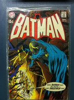 BATMAN #221 A Bat-Death for Batman May 70 Very Good Wear and Scuffing on cover, lt pencil WRT on cover