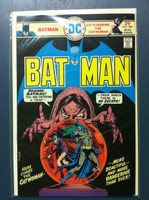 BATMAN #266 The Curious Case of the Catwoman's Coincidences Aug 75 Fine Lt wear, ow very clean