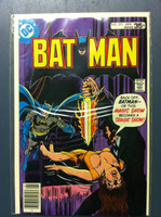 BATMAN #295 The Adventure of the Houdini Whodunit Jan 78 Fine Lt wear, ow very clean