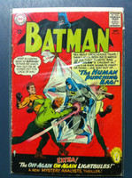 BATMAN #174 The Human Punching Bag Sep 65 Very Good Wear on cover, along edges and binding; contents fine