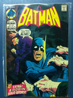 BATMAN #229 Asylum of the Futurians Feb 71 Very Good Wear on cover, pencil markings; contents fine