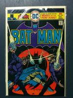 BATMAN #270 The Menace of Fiery Heads Dec 75 Very Good to Fine Lt wear on cover, ow clean