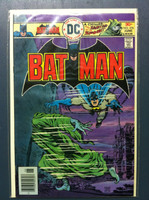 BATMAN #276 The Haunting of the Spook Jun 76 Fine Lt wear, ow very clean