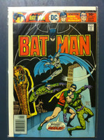 BATMAN #279 Riddler on the Rampage Sep 76 Very Good to Fine Lt wear on cover, ow clean