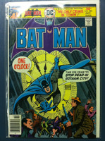 BATMAN #280 The Only Crime in Town Oct 76 Very Good to Fine Lt wear on cover, ow clean