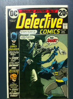 DETECTIVE COMICS ft: BATMAN & ROBIN #434 The Spook That Stalked Batman Apr 73 Very Good to Fine