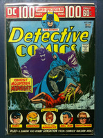 DETECTIVE COMICS ft: BATMAN & ROBIN #440 Giant (100 pg) - Ghost Mountain Midnight May 74 Very Good to Fine Lt wear, creasing on cover; contents fine