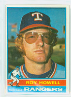 1976 Topps Baseball 279 Roy Howell Texas Rangers Excellent to Mint