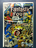 Fantastic Four #13 Annual - #13 Nightlife ft: Mole Man Dec 78 Fine to Very Fine