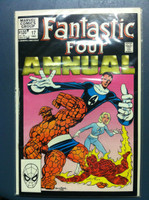 Fantastic Four #17 Annual - #17 Legacy Sep 83 Near-Mint