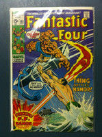Fantastic Four #103 At War With Atlantis ft: Sub-Mariner, Magneto Oct 70 Very Good